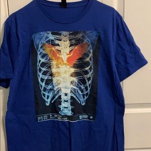 Comic Con Box BatMan Shirt size XL